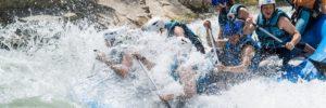 Aventura y Rafting con UR Pirineos