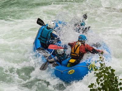 Rafting Murillo de Gallego
