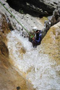 Barrancos Guara Acuatico