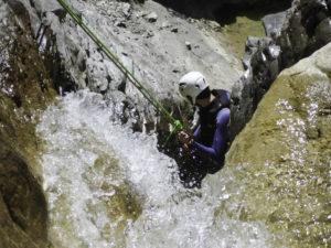 Barrancos Pirineo Jaca Acuatico