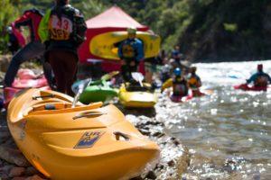 Cursos de Kayak Murillo de Gallego