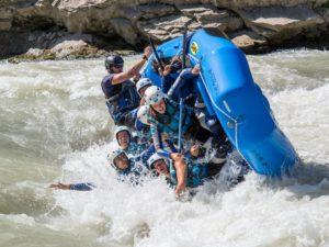Deporte de Riesgo Rafting Zaragoza