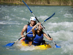 Descenso en Canoa con UR Pirineos