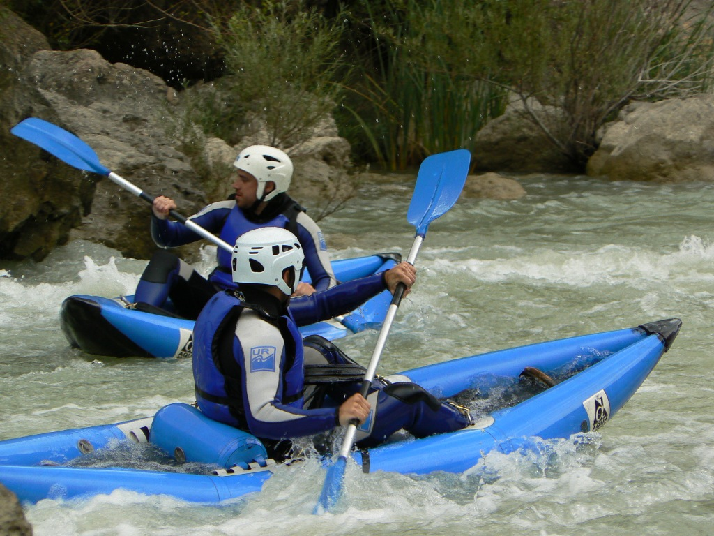 Descenso en Open Kayak Mallos de Riglos