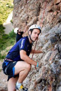 Iniciacion a la escalada murillo de gallego