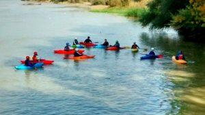 Kayak Piragua Curso Iniciacion