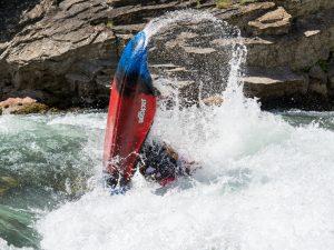 Kayak Piragüismo Jaca
