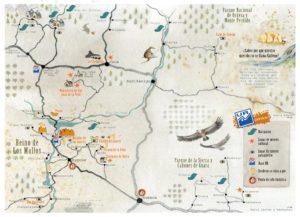 Mapa Turistico UR Pirineos
