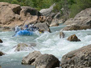 Oferta Rafting Huesca