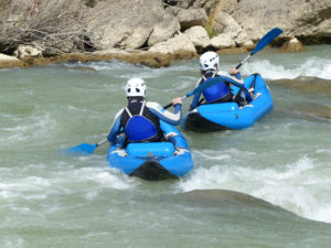 Open Kayak Rio Gallego