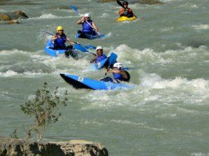 Open Kayak UR Pirineos
