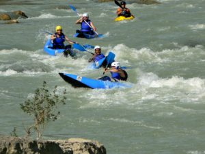 Open Kayak UR Pirineos