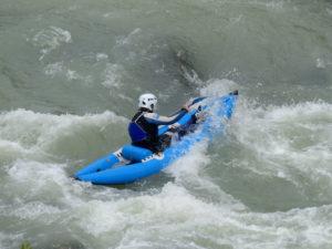Open Kayak cerca de Jaca
