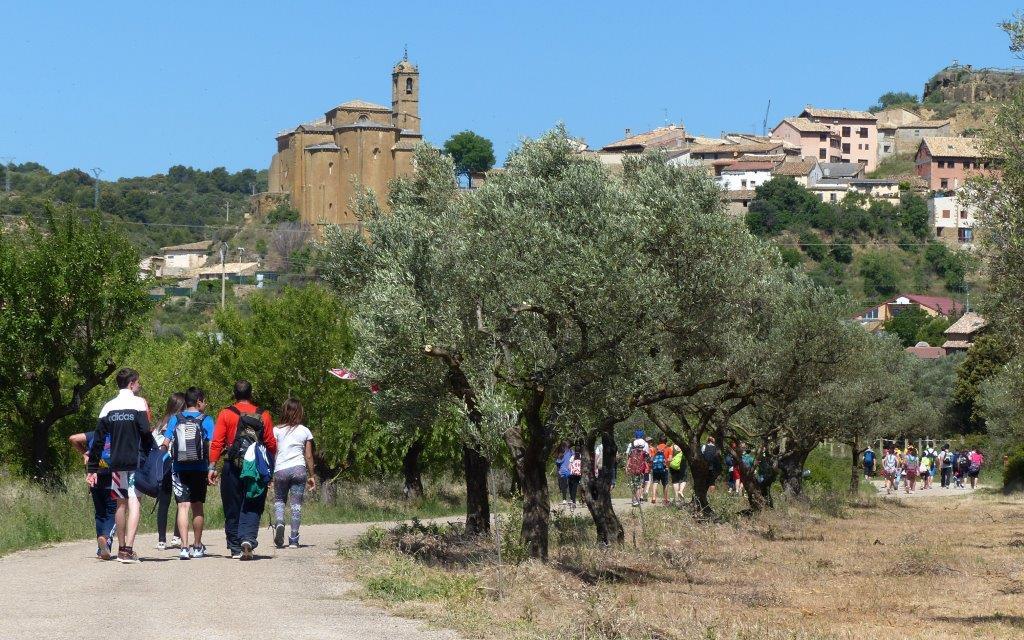 Senderismo Hoya de Huesca