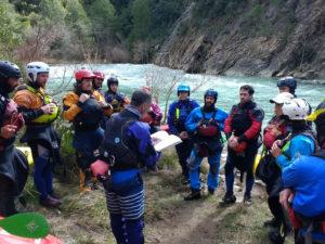 Presentacion curso de guia de aguas bravas