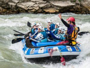 Raf y aventura pirineo