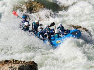 Rafting Aventura Huesca