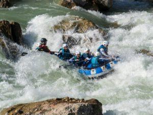 Rafting Aventura Murillo de Gállego