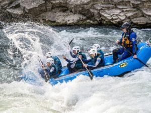 Rafting Aventura Río Gállego