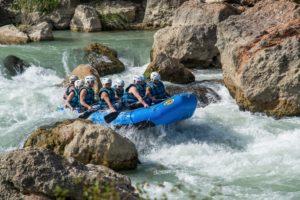 Rafting Aventura Zaragoza