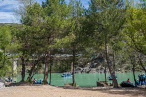 Rafting Viaje de Estudio Murillo de Gallego