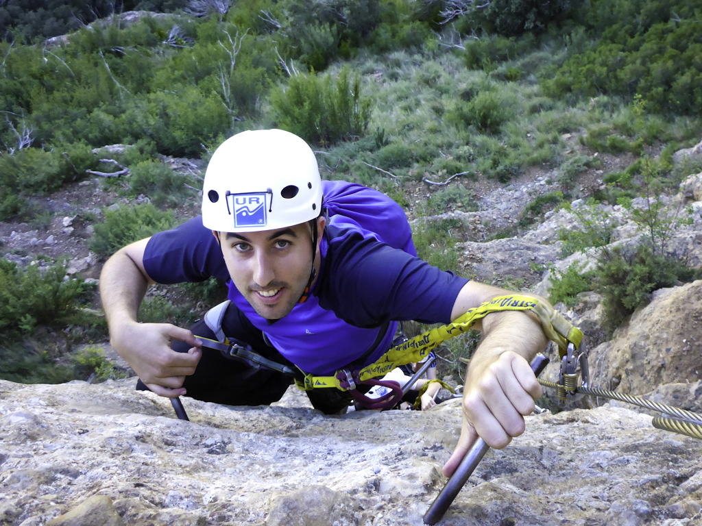 Via Ferrata Huesca UR Pirineos