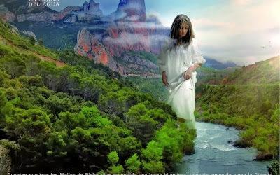 La bruja del Rio Gállego…