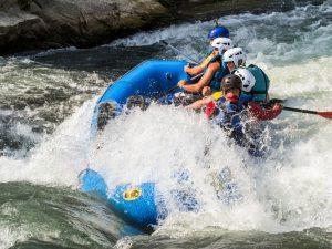 Oferta Rafting en verano