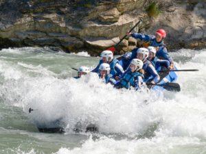 Oferta Rafting primavera