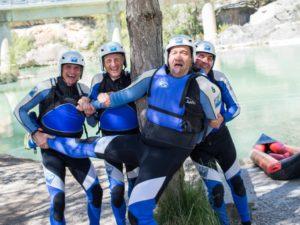 Programa multi aventura Pirineo