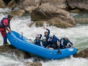 Programa multi aventura en el Reino de Los Mallos