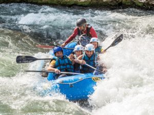 Programa multi aventura rio gallego