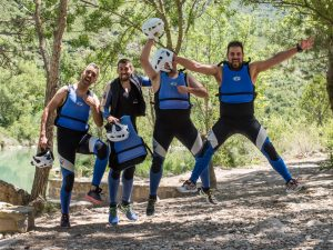 Rafting y aventura oferta