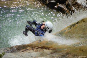 Vacaciones de aventura y multiactividad con descenso de barrancos