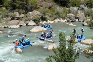oferta descenso rafting