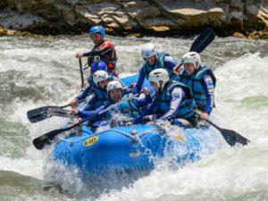 paquete aventura y alojamiento Huesca
