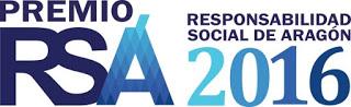 Nuestra candidatura al Premio Responsabilidad Social Aragón – 2016