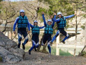 Deportes de aventura en Murillo de Gallego
