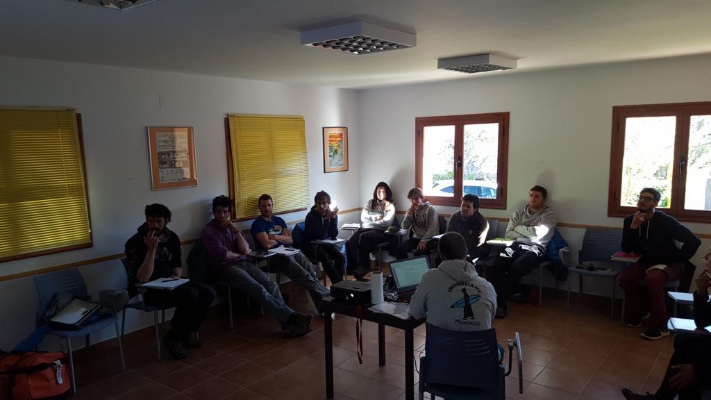 Curso de Guía en aguas bravas de nivel II en Murillo de Gállego