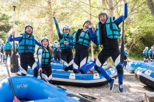Vacaciones con deportes de aventura en el Pirineo en Murillo de Gallego2