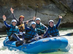 Vacaciones con deportes de aventura en el Pirineo en Murillo de Gallego3