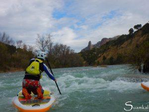 Vacaciones con deportes de aventura en el Pirineo en Murillo de Gallego6