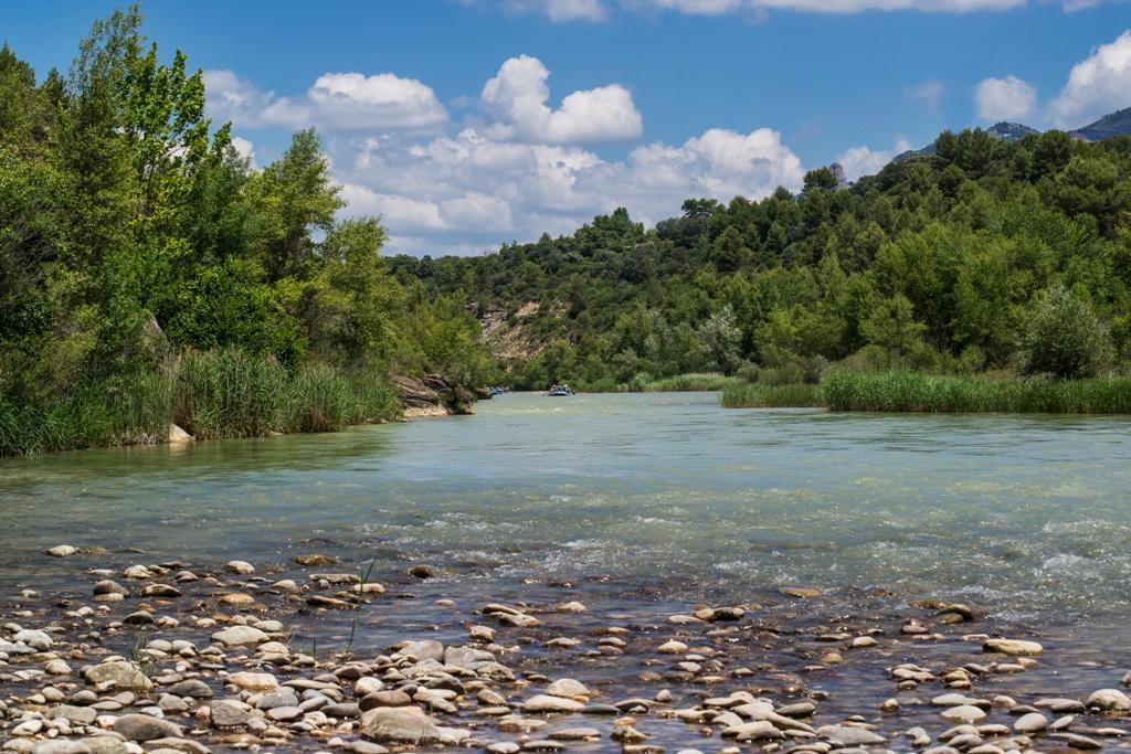 Aguas del Rio Gallego