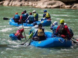 Curso Guias Rafting
