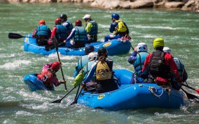 Formación para el Turismo Activo – finalización del curso de guía de aguas bravas