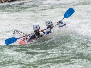 Oferta deportes aventura septiembre octubre CANOA RIO GALLEGO