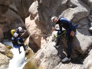 Oferta deportes aventura septiembre via ferrata RIGLOS