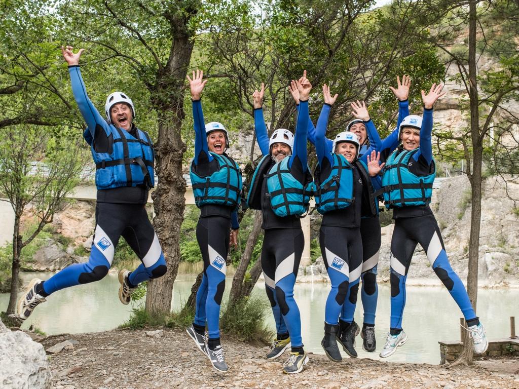 Deportes de aventura en Jaca