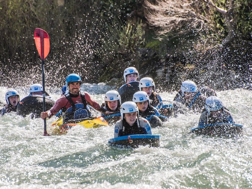Hidrospeed para colegios y deportes de aventura