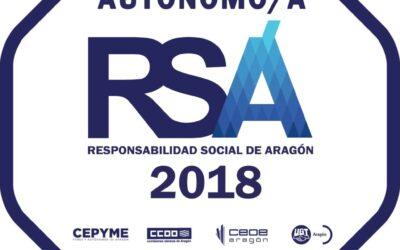 UR Pirineos recibe el SELLO RSA